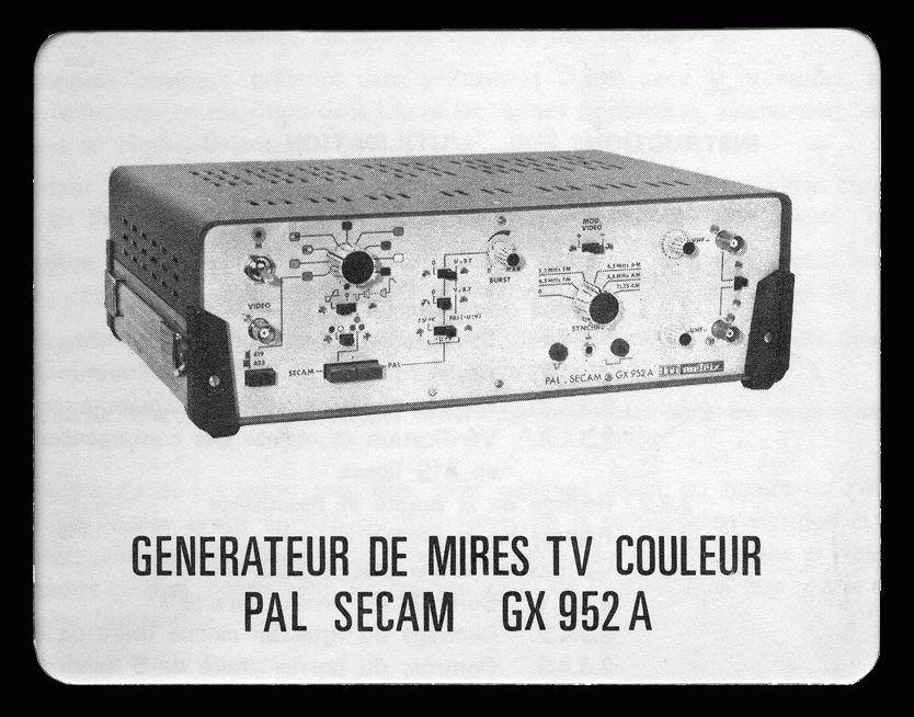 Gx 952a metrix