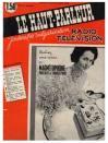 Haut parleur 1064 juin 1963