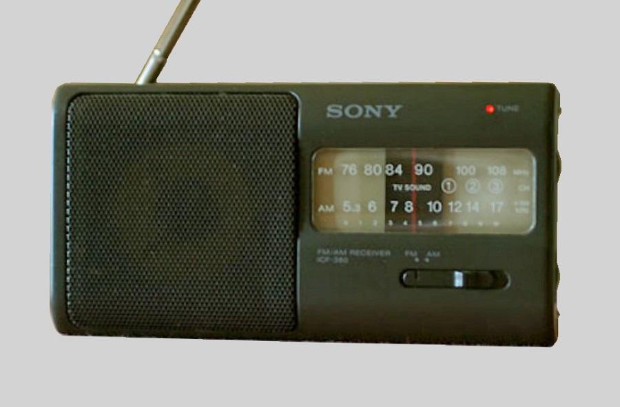 J icf 380 sony
