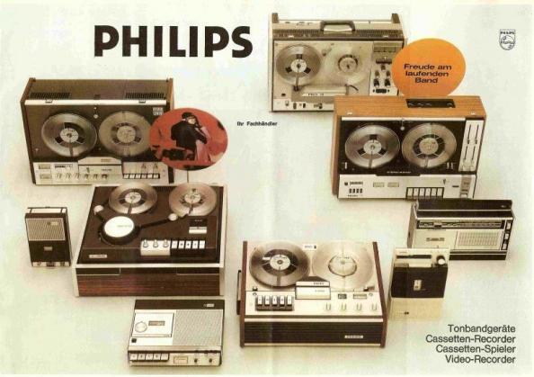 Philips werbung 1969 0