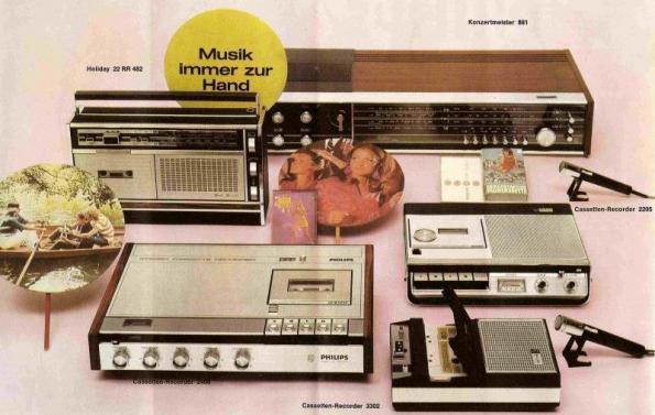 Philips werbung 1969 1