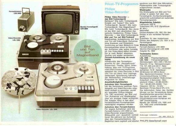 Philips werbung 1969 4