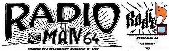 RADIO MAN64
