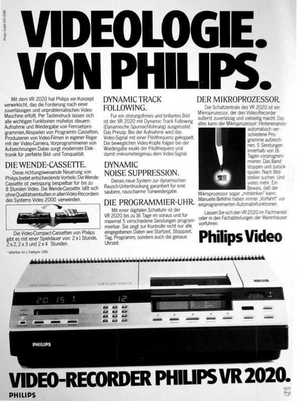 Videologie philips